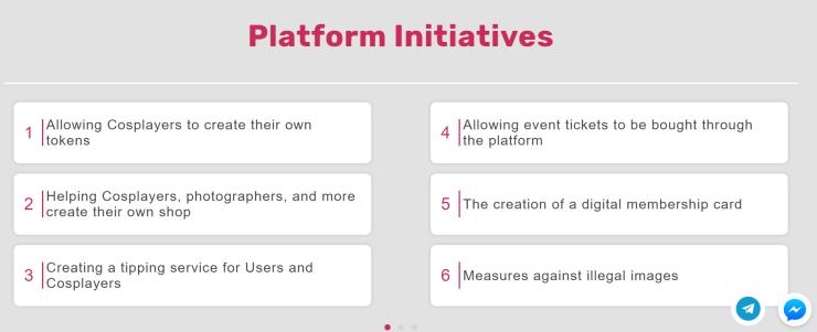 platform initiatives